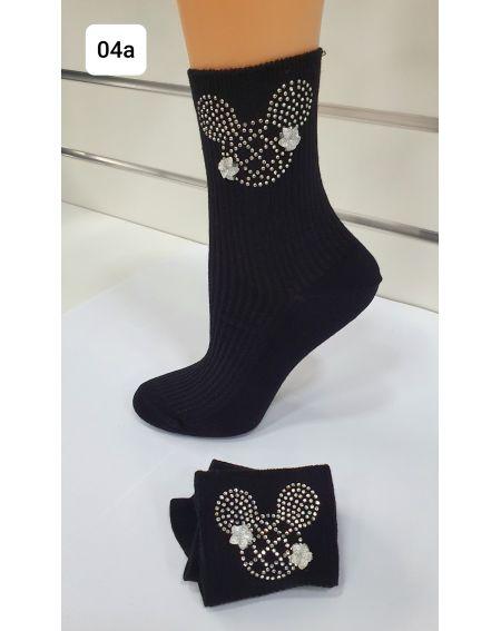 Magnetis 58 Zirkonia Minnie 21/22 Socken