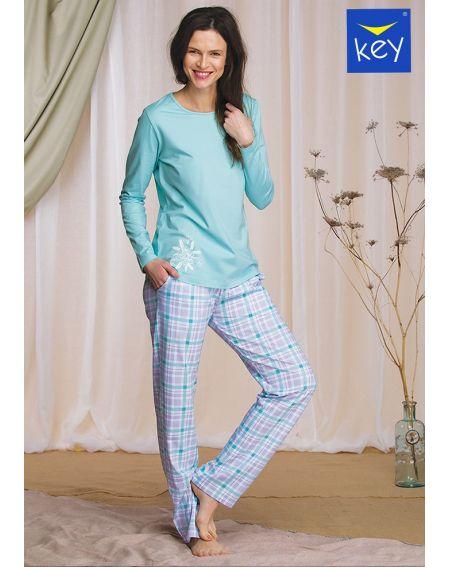 Piżama Key LNS 422 B21 S-XL