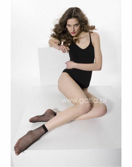 Gatta Tan No. 1 Fishnet Socks