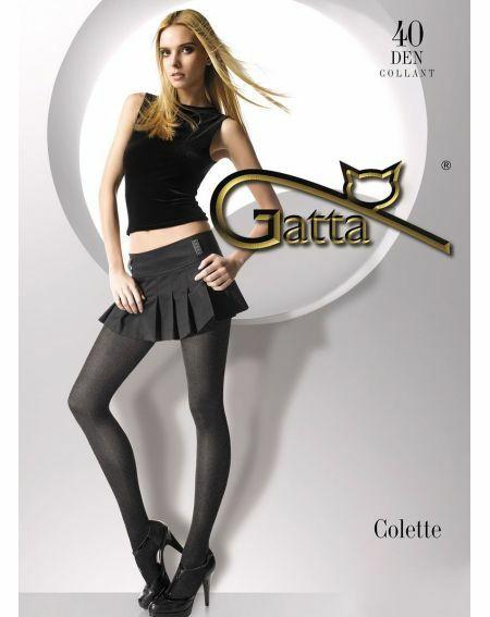 Gatta Colette Strumpfhose Nr. 1 40 Denier 2-4