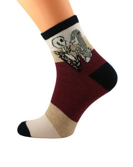 Bratex Popsox Halloween 5643 calze da donna 36-41
