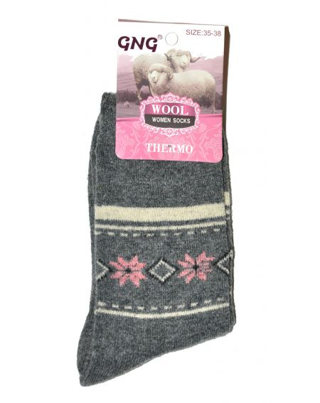 Chaussettes Ulpio GNG 3361 Thermo Laine