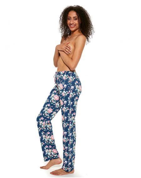Pantalon de nuit Cornette 690/29 665701 femme S-2XL