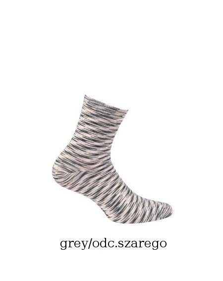 Wola W84.123 schattierte Socken