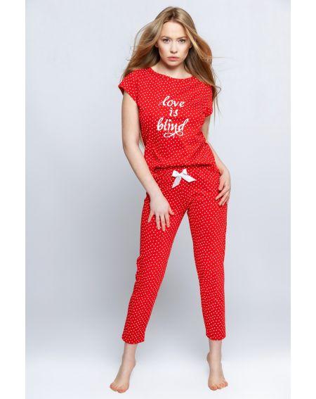 Pyjama Sensis Nectar Love kr/r S-XL