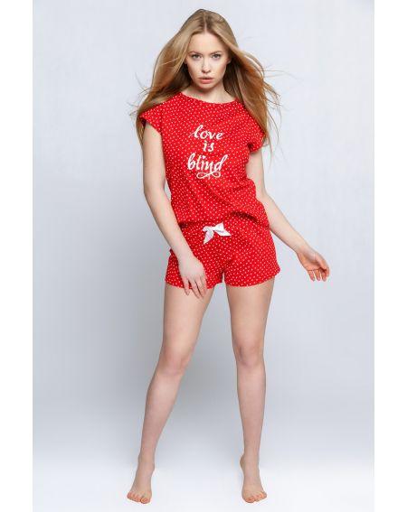 Pyjama Sensis Love Is Blind kr/r S-XL