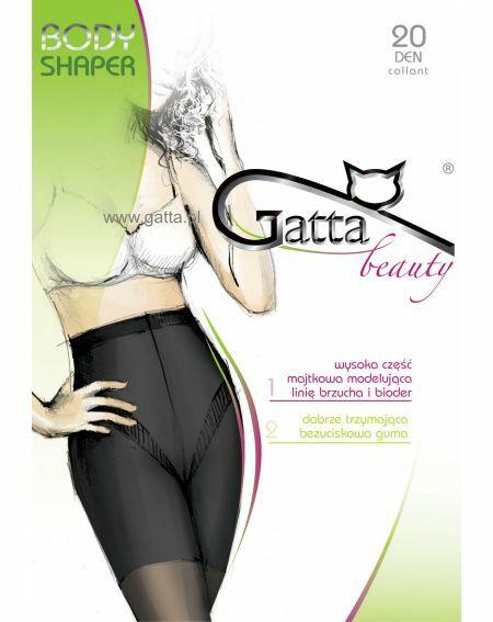 Collants Gatta Body Shaper 20 den 2-4