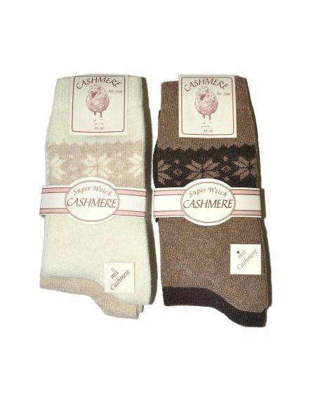 Ulpio Cashmere 7709/7710 A'2 Socks