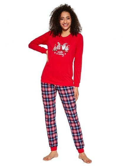 Cornette pajamas 671/279 Gnomes length / y S-2XL