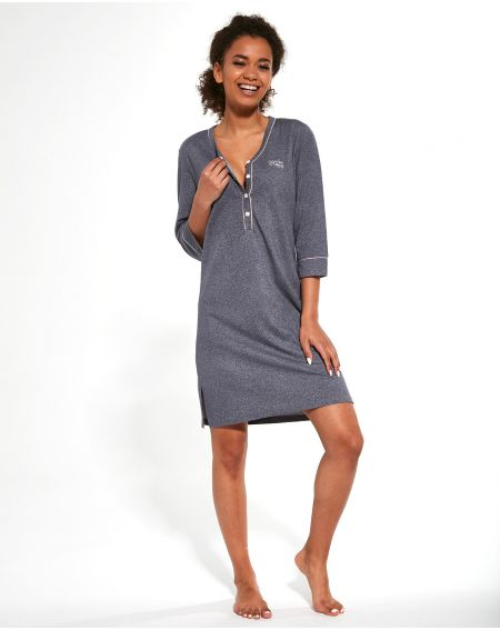 Cornette 485/268 Be Happy 3/4 Shirt S-2XL for women