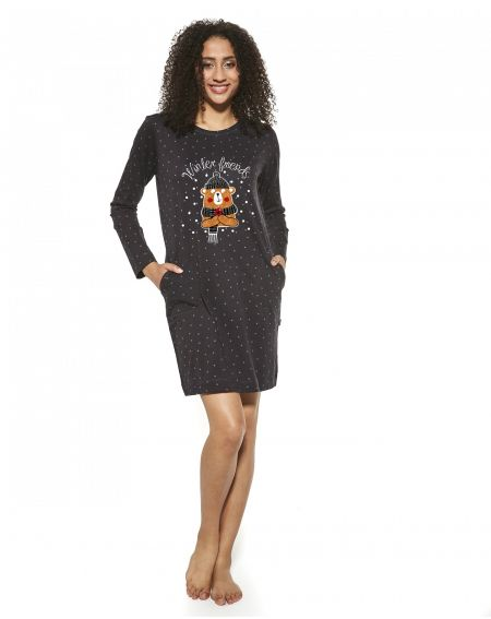 Cornette 452/297 Winter Friends shirt, length / y S-XL