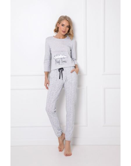 Pyjama long 7/8 XS-2XL Aruelle Marthine