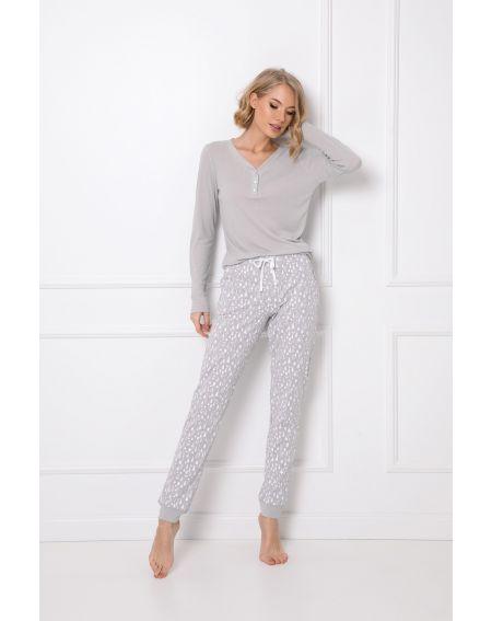 Aruelle Arianne Pyjama long, longueur / y XS-2XL