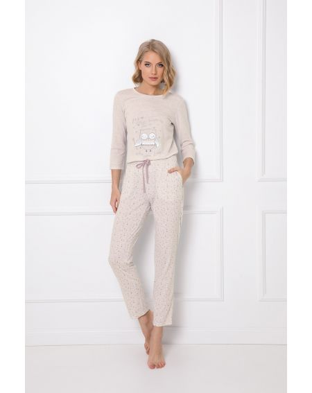 Pyjama Aruelle Willow Long 7/8 XS-2XL