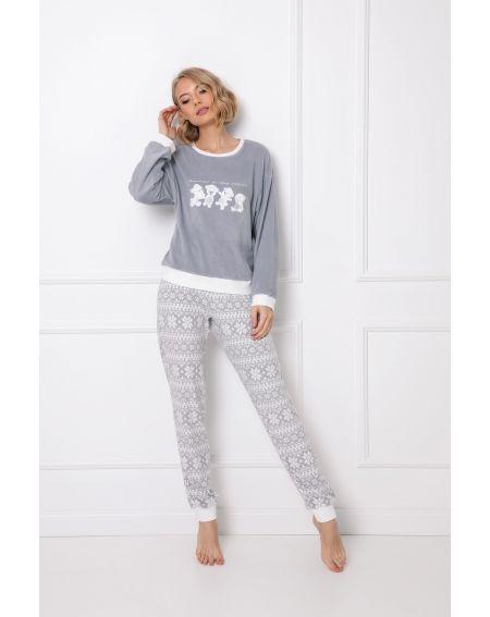 Ensemble de pyjama Aruelle Fiorella longueur / y XS-2XL