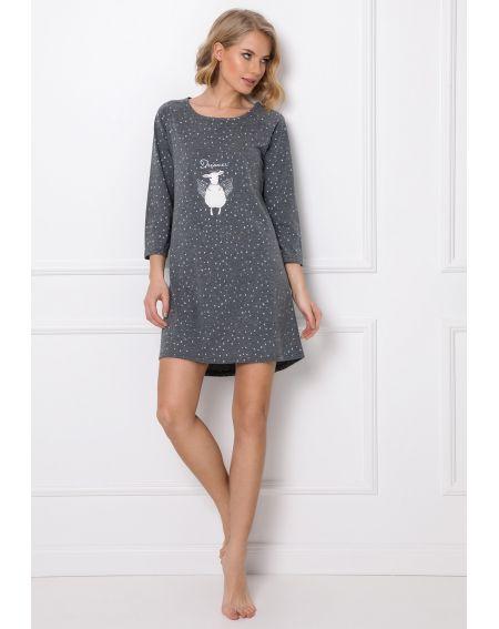 Aruelle Debbie Nightdress 7/8 S-2XL Shirt