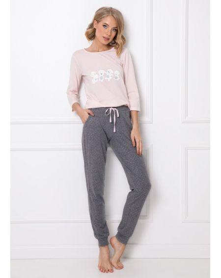 Pyjama long Aruelle Fiona 7/8 XS-2XL