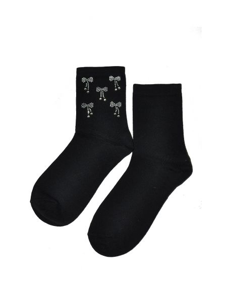 Magnetis 71 Zirkonia Bow 21/22 Socken