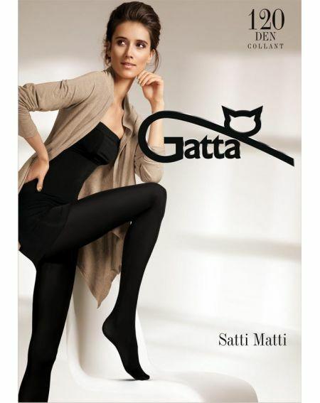 Rajstopy Gatta Satti Matti 120 den 2-4