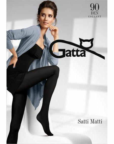 Gatta Satti Matti Tights 90 denier 2-4
