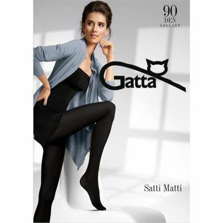 Rajstopy Gatta Satti Matti 90 den 2-4