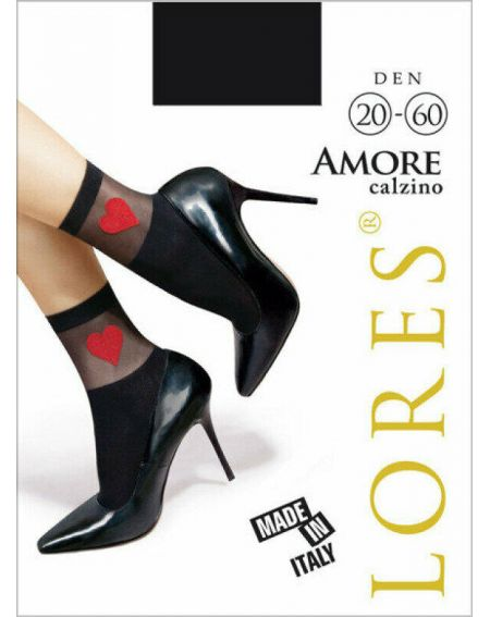 CHAUSSETTES AMORE 20
