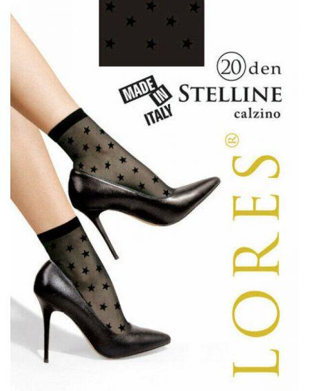 Lores 20 DEN STELLINE SOCKS