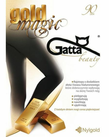 Collant Gatta Gold Magic 90 deniers 2-4
