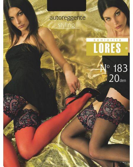 Lores POŃCZOCHY № 183 20 DEN