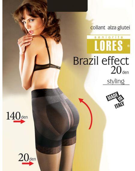 Lores BRAZIL EFFECT TIGHTS 20 DEN