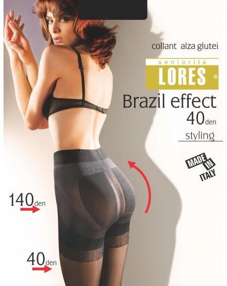 Lores BRAZIL EFFECT TIGHTS 40 DEN