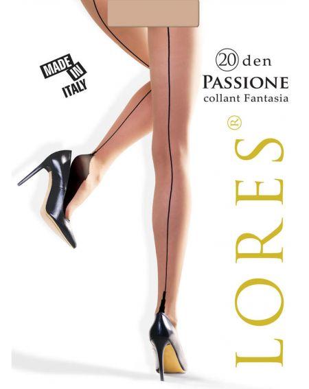Lores COLLANTS PASSIONNÉS 20 DEN