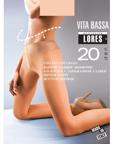 Lores VITA BASSA TIGHTS 20 DEN