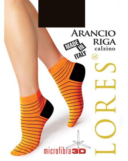 Lores ARANCIO RIGA SOCKEN
