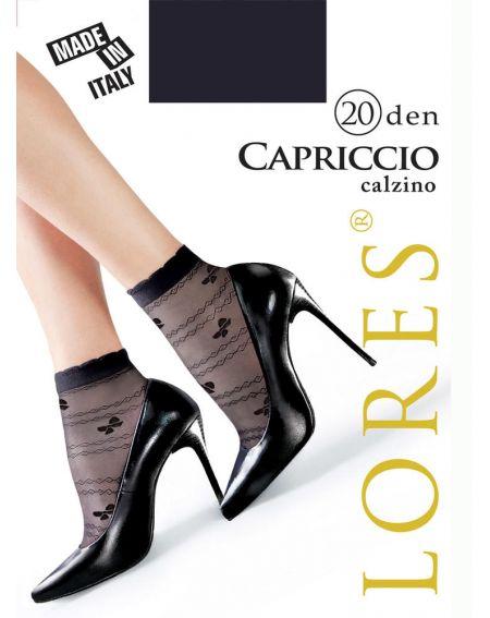 Lores SOCKEN CAPRICCIO 20 DEN