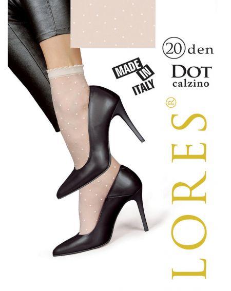 Chaussettes Lores DOT 20 DEN