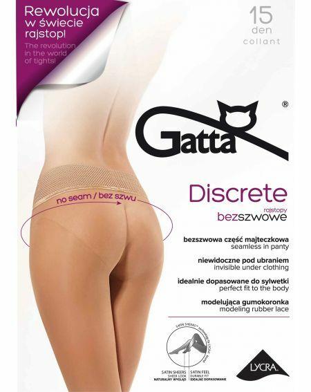 Rajstopy Gatta Discrete 15 den 2-4