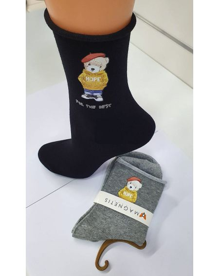 Magnetis 72 Bear 21/22 socks