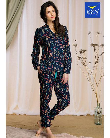 Pyjama Key LNS 931 B21 2XL-4XL