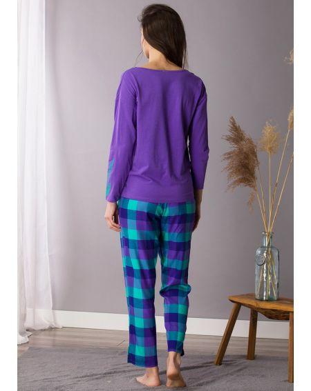 Key LNS 405 B21 S-XL pajamas
