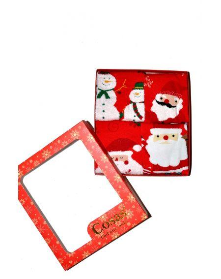 Skarpety Ulpio Cosas DM-601 Christmas Socks A'4