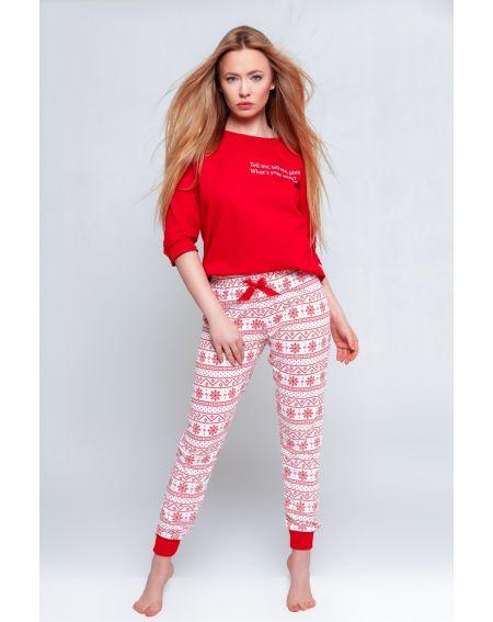 Piżama Sensis Tell Me 7/8 S-XL