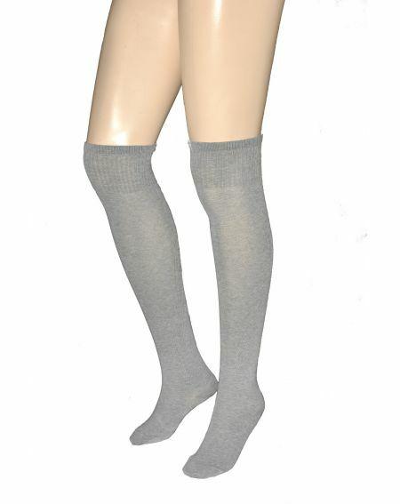 Gatta Parigina Overknee-Socken aus Baumwolle Art.G 82095