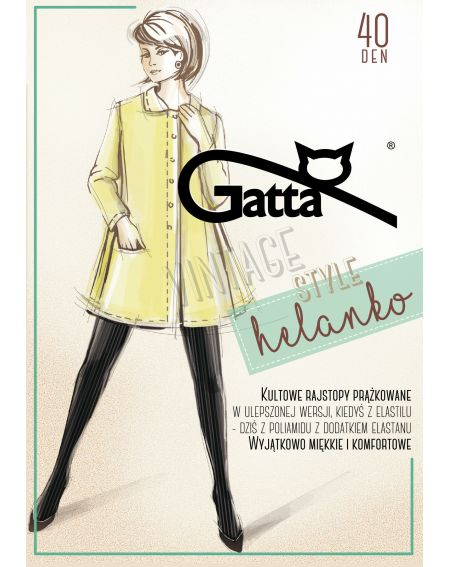 Gatta Helanko tights 40 denier 2-4