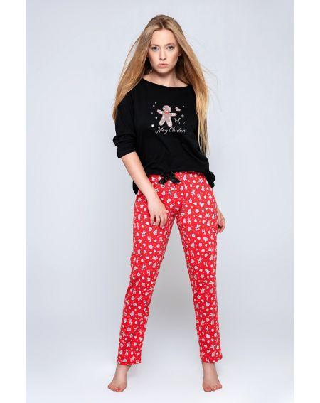 Piżama Sensis Sammy 3/4 S-XL