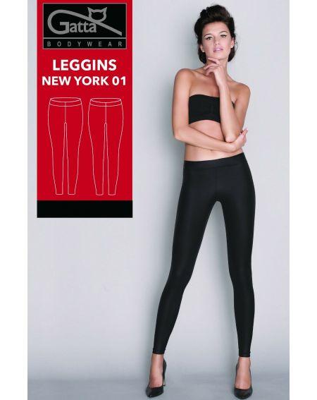 Gatta 4611S New York 01 XS-XL leggings