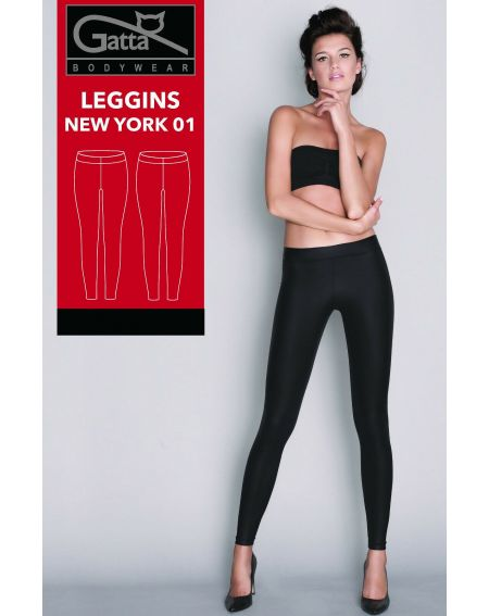 Legging Gatta 4611S New York 01 XS-XL