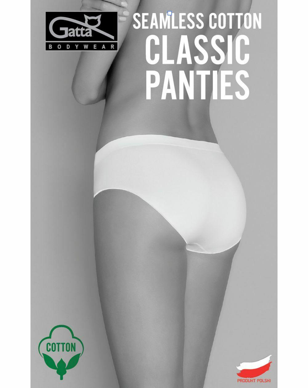 Figi Gatta Seamless Cotton Classic 41635
