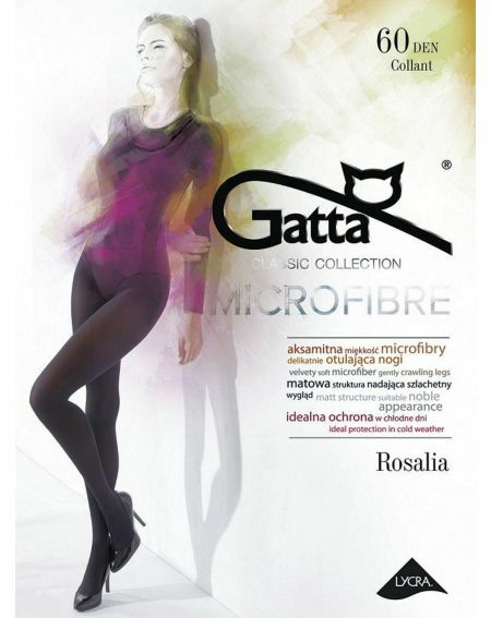 Gatta Rosalia Strumpfhose 60 Denier 5-XL