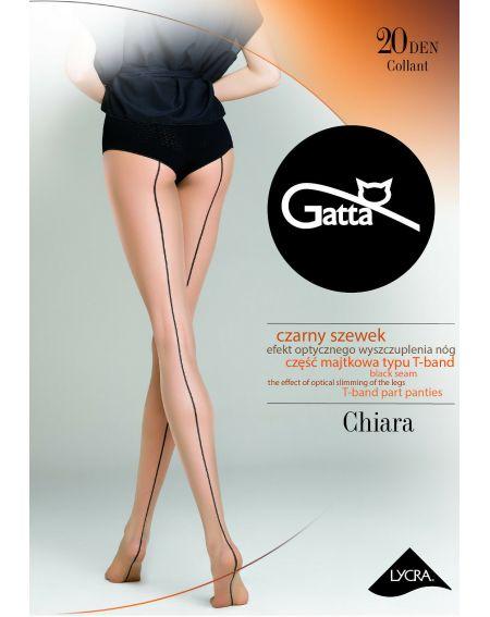 Collants Gatta Chiara modèle 05 20 deniers 2-4